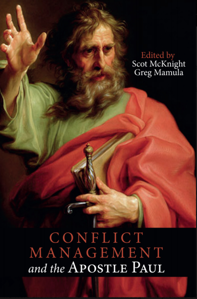 Conflict book cover
